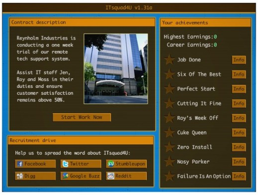 "A jugar con ""The I.T. Crowd"""