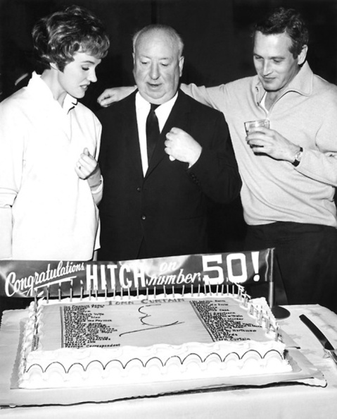 Julie-Andrews-Alfred-Hitchcock-Paul-Newman