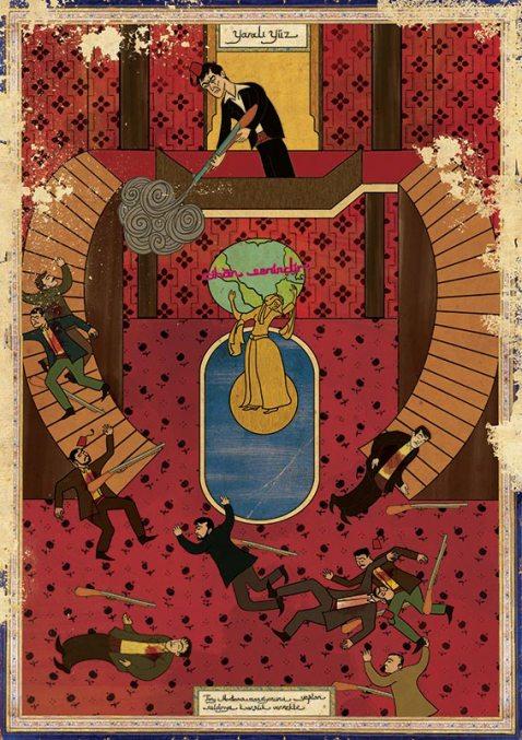 ottoman-Scarface